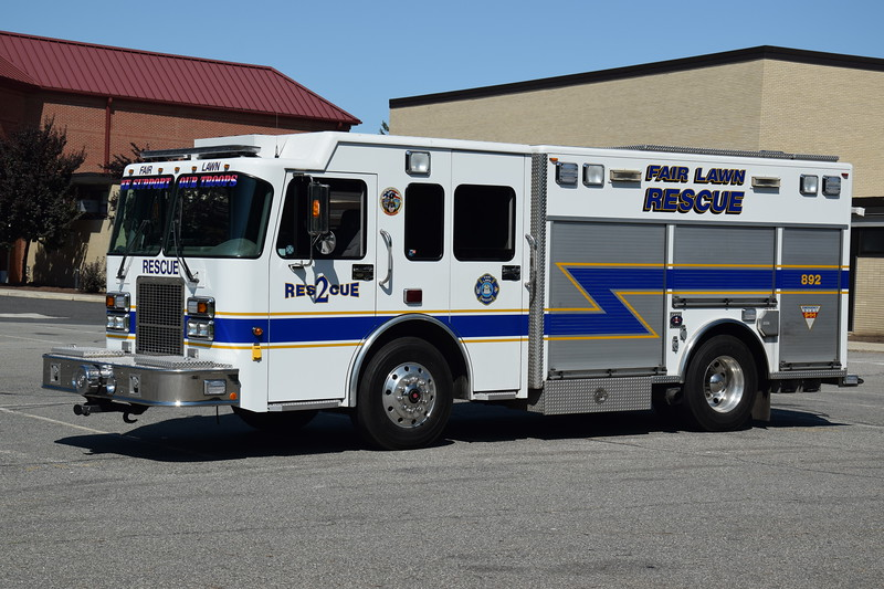 Fair Lawn Rescue Squad Rescue 2