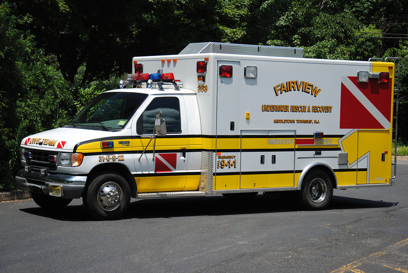 Fairview First Aid Squad Dive 363