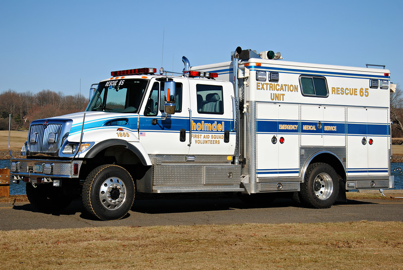 Holmdel First Aid Squad Heavy Rescue 18-65