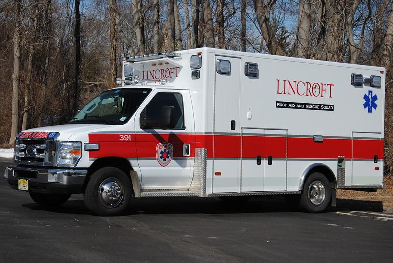 Lincroft First Aid & Rescue Squad BLS 391