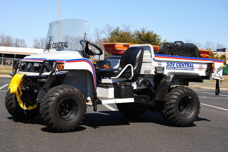 NJ EMS Task Force, Neptune Twp SOV Central Gator
