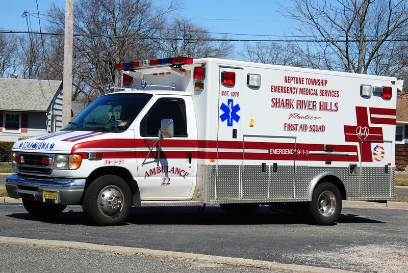Shark River Hills FAS Ambulance 34-3-57