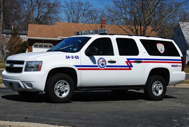 NJ EMS Task Force, Neptune Twp 1st Respoder 34-3-55