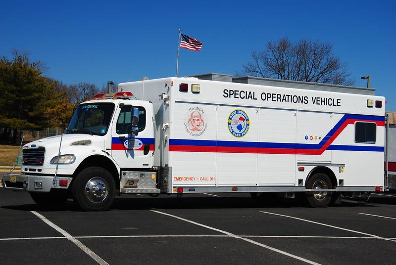 NJ EMS Task Force, Neptune Twp SOV Central