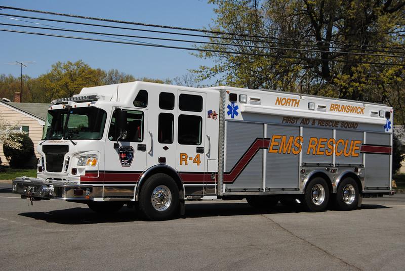 North Brunswick First Aid & Rescue Squad Rescue 4