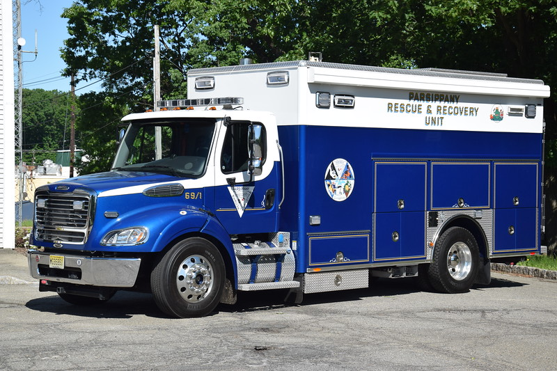 Parsippany Rescue & Recovery Rescue 69/1
