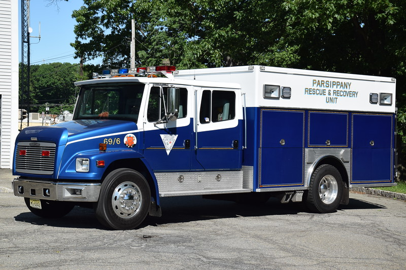 Parsippany Rescue & Recovery Rescue 69/6