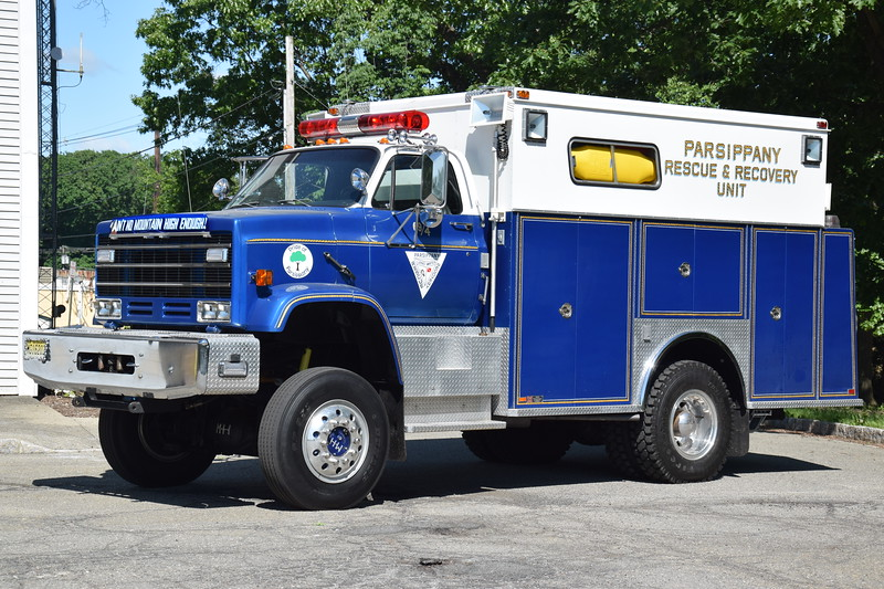 Parsippany Rescue & Recovery 69/4