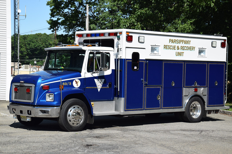 Parsippany Rescue & Recovery Rescue 69/3