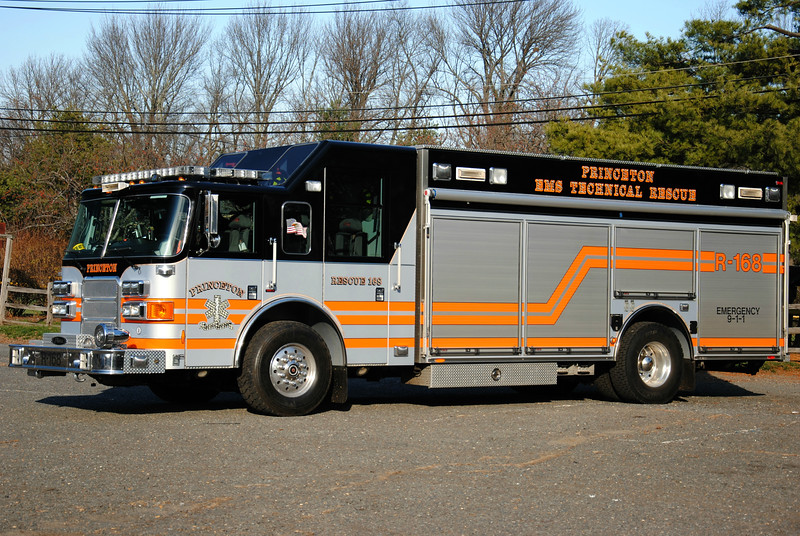 Princeton First Aid Rescue 168