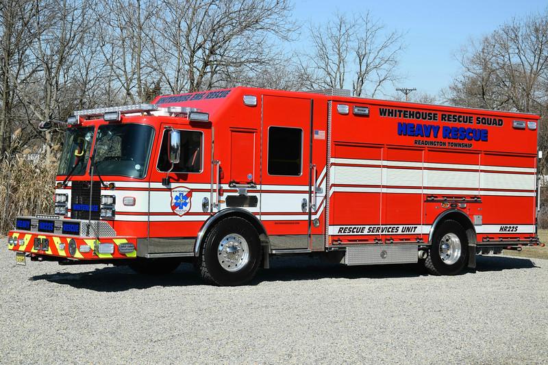 Whitehouse Rescue Squad Heavy Rescue 225