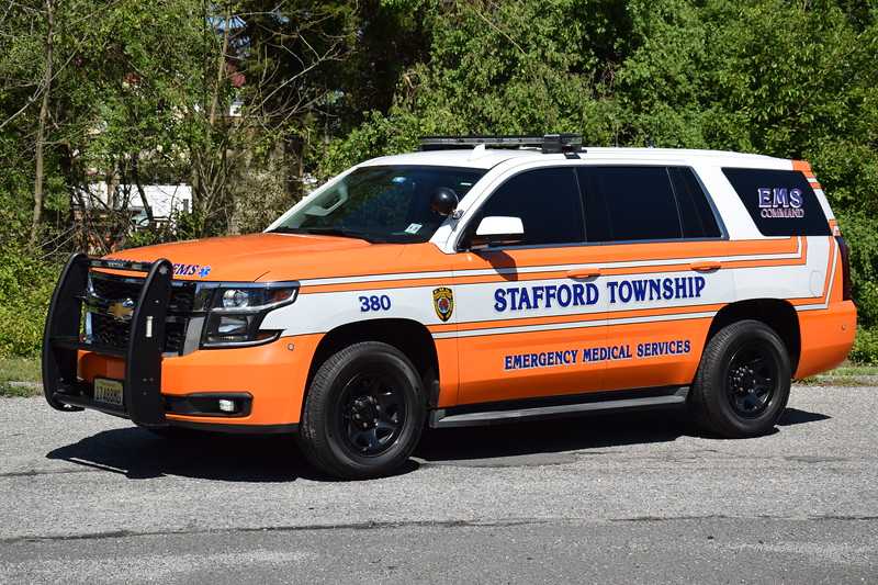 Stafford Twp EMS Chief 380