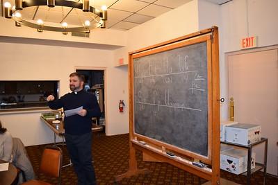 First Armenian Language Class