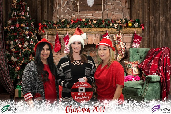 First Bank & Trust Christmas 2017