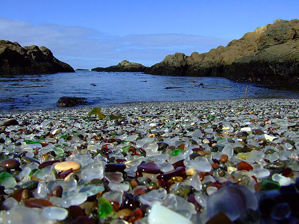 Glass-Beach-Fort-Bragg-California
