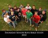 Senior Boys Bible Study