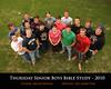 Senior Boys Bible Study w-Jill