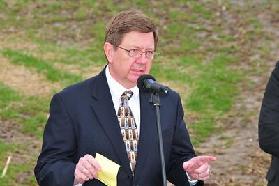 Dr Larry Richmond - Direcotr of Ministries, Gateway Baptist Association