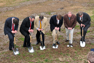 FBCB Moreland Road Ground Breaking Ceremony, March 30, 2008