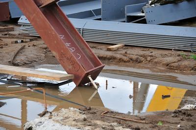 Moreland Road Storm Damage