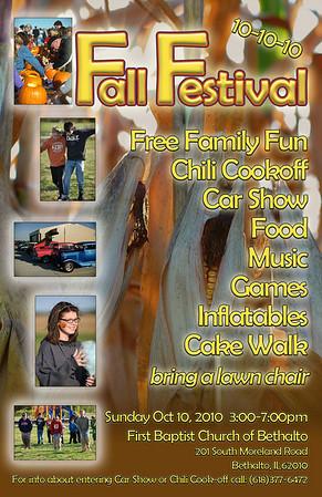 Fall Festival 10-10-10