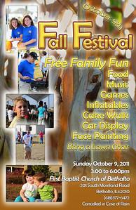 fall festival 2011-2