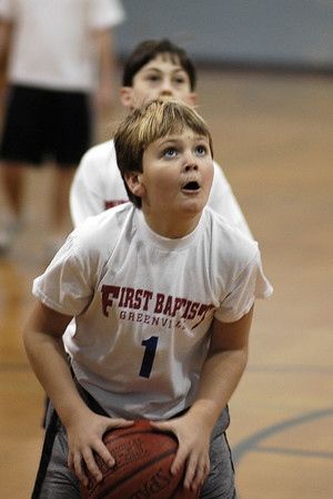 First Baptist Basket Ball (Maddox)