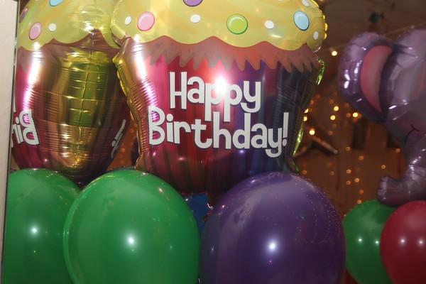 Achal's First Birthday