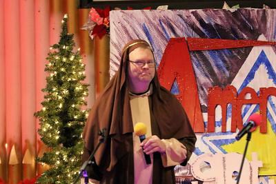 3rd contestant Joseph.