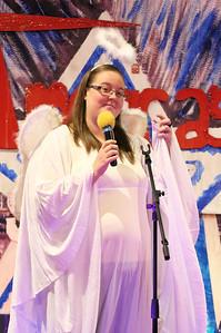 4th contestant, the angel Gabriel.