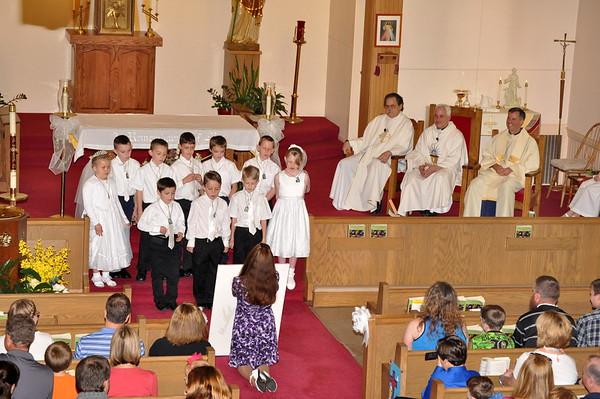First Communion 2015
