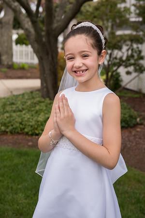 First Communion 2017 St. Patrick's Parish