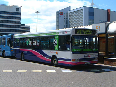 First Cymru 42864 CBS Jun 04
