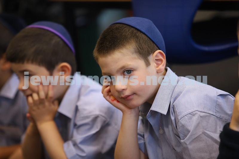 1-2-21. Back to school 2021. Yeshivah College. Photo: Peter Haskin