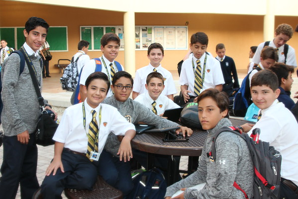 First Day of School for All Students 2016- 17