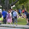 Big kids on campus