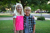 1st day of 3rd grade and 6th grade (8.22.11)