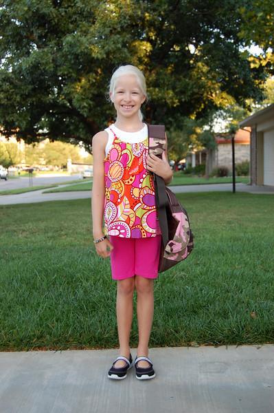 Ellie: 4th grade (2009)
