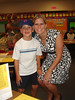 With Mrs. Brewer (1st grade, 2009)