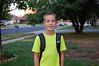 First day of 4th grade (8.27.12)