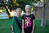 Owen: 2nd grade / Ellie: 5th grade (2010)
