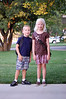 First day of kindergarten at Windsor (8.25.08)