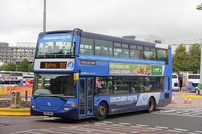 First East Scotland 36025 Buchanan Bus Station Glasgow Sep 18