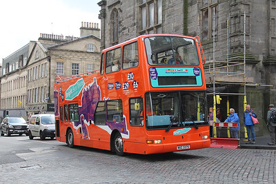 First East Scotland 35010 South Bridge Edinburgh Sep 19