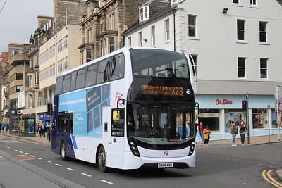 First East Scotland 33433 Princes Street Edinburgh Sep 19