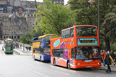 First East Scotland 32729 Waverley Bridge Edinburgh 1 Sep 19