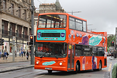 First East Scotland 32789 Princes Street Edinburgh Sep 19