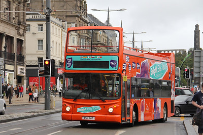 First East Scotland 32790 Princes Street Edinburgh Sep 19