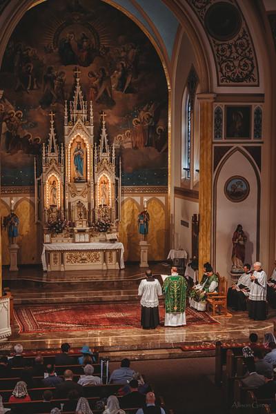 FSSP LatinMass St  Marys -1