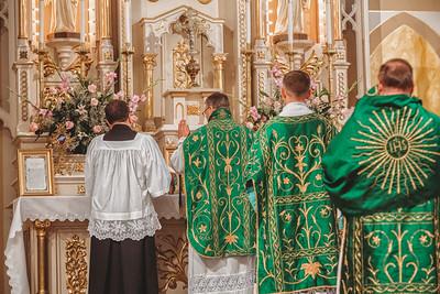 FSSP LatinMass St  Marys 3 altar priests-1